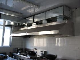 明亮的刀削面加盟厨房